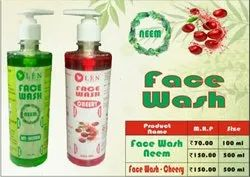 OLEN Herbal and Chemical Face Wash, Packaging Size: 500 ml