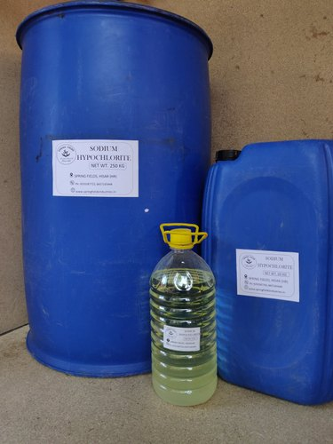 Sodium Hypochlorite - Pure & Best Quality