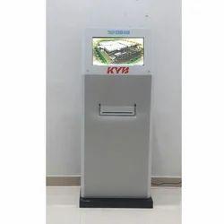 Visitor Management Solutions - Kiosk