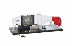 HM 226 Wind Tunnel for Visualisation Streamlines