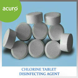Chlorine Tablet Disinfecting Agent