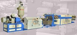 Fibrillated Tape Extrusion Line