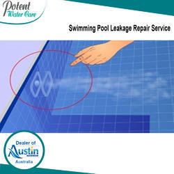 Swimming Pool Leakage Repair Service