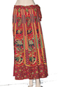 Rajasthani Wrap Skirt