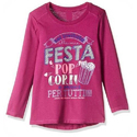 Girls Cotton Full Sleeves T-shirt, Size: S-xl