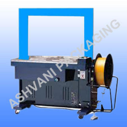 Ashvani Packaging Single Phase Fully Automatic Strapping Machine, Model: ASHP-300, Capacity: Variable Speed