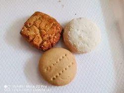 Asian Handmade Peanut Butter Cookies, Packaging Size: Kg Packet