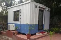 Steel Office Cabin Container