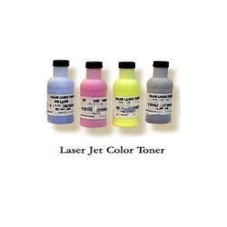 Laser Jet Color Toner