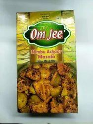 OmJee GaiChhap Nimbu Achar Masala
