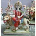 Maa Durga Marble Statue