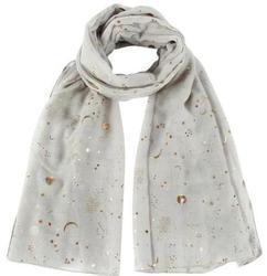 Scarf Gold Foil - Off White