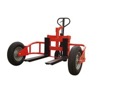 Rough Terrain Pallet Truck _Fly Ash Bricks Handling Truck
