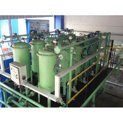 Honing Oil Filtration System