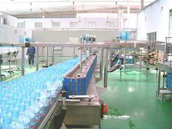 Mineral Water Bottle Filling Plants