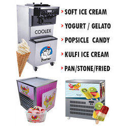 Soft Icecream Machine