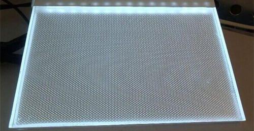Warm White Light Guide Plate (LGP), Rs 175 /square feet Ashinishi Mktg. &  Engg. Co. | ID: 19662310788