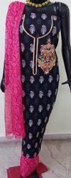 Aaditri Gota Patti Suit Material