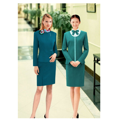 Receptionist Uniform