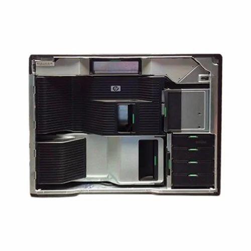 Computer Workstation - HP Z800 Quadcore Dual Processor Workstation