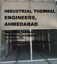 Thermal Paint Oven, ITE PBO 100, Capacity: >3000 kg