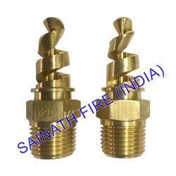 Brass Spiral Nozzle