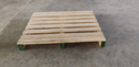 2 Way Entry Wooden Pallet Rental Service