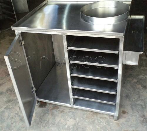 Tea Trolley Stainless Steel Tea Trolley Manufacturer