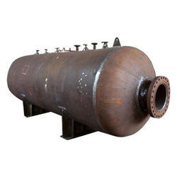 Carbon Steel Tanks, Capacity: 500-1000 L