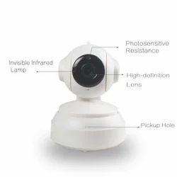 Solar 4G Indoor Camera