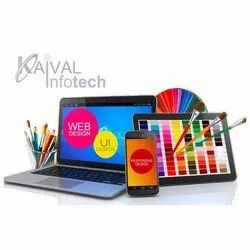 Dynamic And Static Web Designing Services