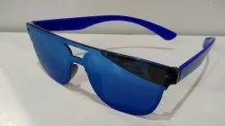 Plastic Blue Sunglasses MR 1