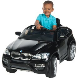 Ride On Car 6v Battery Operated Kids Baby Car