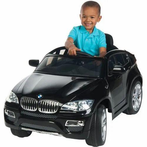 Plastic Black Bmw 6 Gt 12v Battery Car Capacity 1 Kid Rs 11000 Piece Id 20860019262