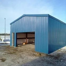 Steel Godown Roofing Shed