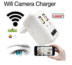 Wifi Spy Camera 1080P Fu