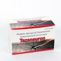 Mecobalamin, Thiamine, Pyridoxine Capsule