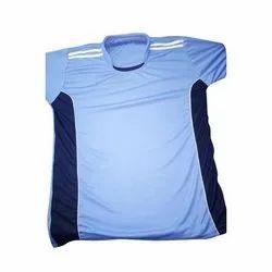 aa337351b34 Blue M. K. India Cricket Team T Shirt