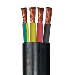 Copper Flexible Core Cable, For Industrial, Size: 0.5-300 Sq.mm
