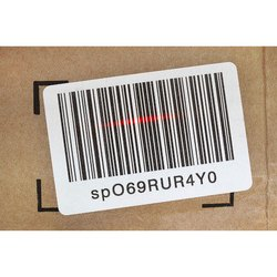 Printed Security Barcode Labels, Packaging Type: Roll