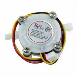 Water Flow Hall Sensor (Wh YF-S401 PVC)