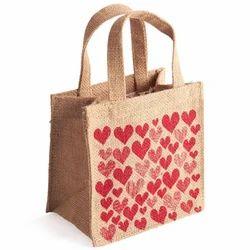 Jute Handle Promotional Bag