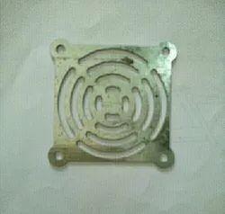 Wire Mesh Silver Fan Guards, For Small Motors