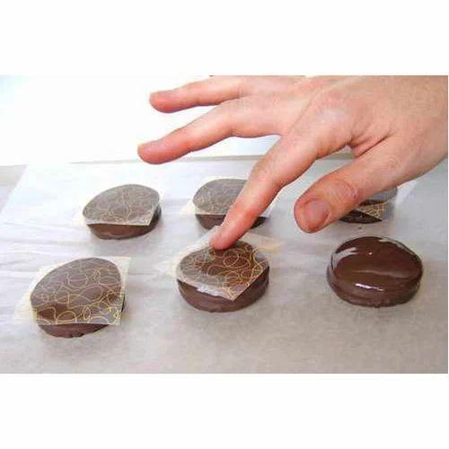 Chocolate Transfer Sheet