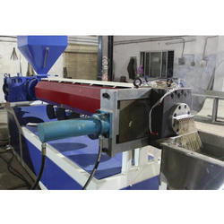 Plastic Recycling Pelletizer Machine