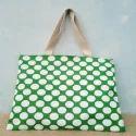 Designer Dotted Handbag