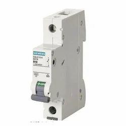 Siemens Single Pole Mcb, Model No.: 5SL6110-6 MCB