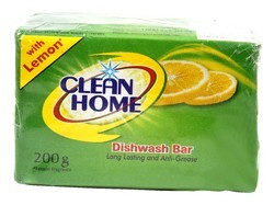 Dish Wash Bar, Packaging Type: Poly Pack, Packaging Size: 200 Gm