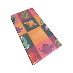 Dinosaur Print Wrapping Paper