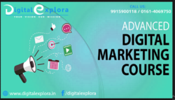 Get 6 Months Industrial Training/internship In Digital Marketing